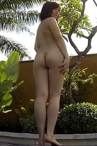 All natural angel Mayumi Otsuka naked in Itcha Next Elder Sister Scene 1