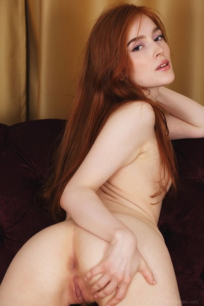 Jia Lissa in Raven from Viv Thomas