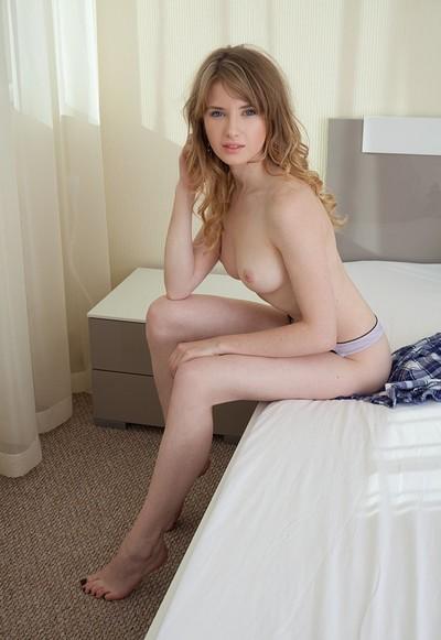 Monika V in Lay Down Here from Femjoy
