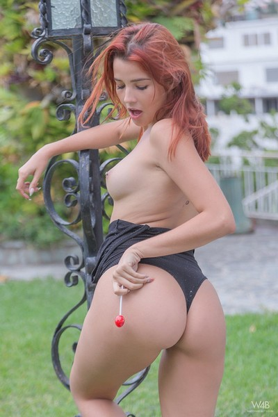 Agatha Vega in Fun Afternoon from Watch 4 Beauty