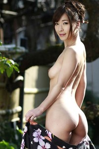 Perfectly Shaped Allgravure Beauty Kaho Kasumi enchanting in Breadth Of Life
