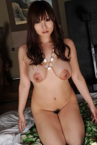 Alluring Allgravure Beauty Kanon Ohzora delights us in Touching Roots