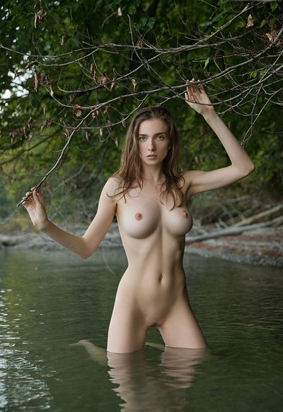 Mariposa in Go With The Flow from Femjoy