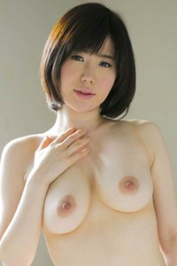 Perfectly Shaped Girl Nanako Mori posing in Perfect Suckle
