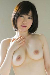 Perfectly Shaped Girl Nanako Mori posing in Perfect Suckle
