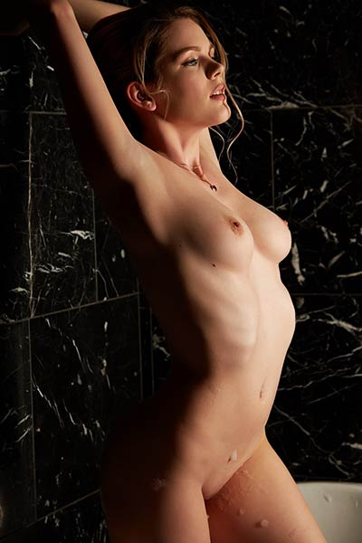 Ora Young is one hot and honry blonde with nice combination of fine body and sweet face