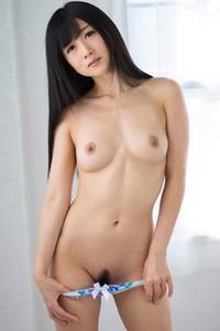 Amazing Girl Hibiki Ohtsuki naked in Floral Beauty