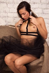 This wild chick is more than ready and impatient to meet someone who can satisfy her