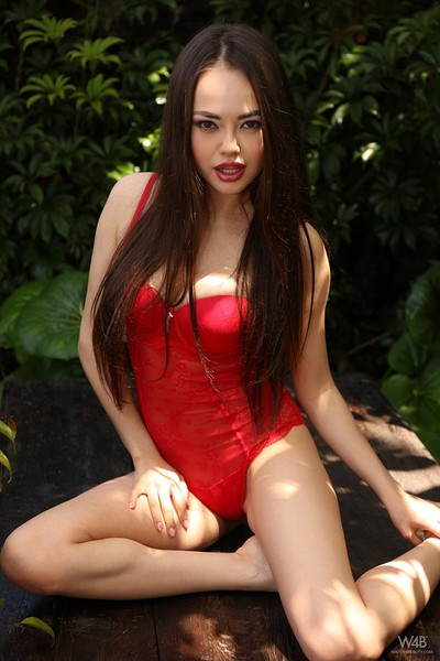 Li Moon in In The Shade Of The Forest from Watch 4 Beauty