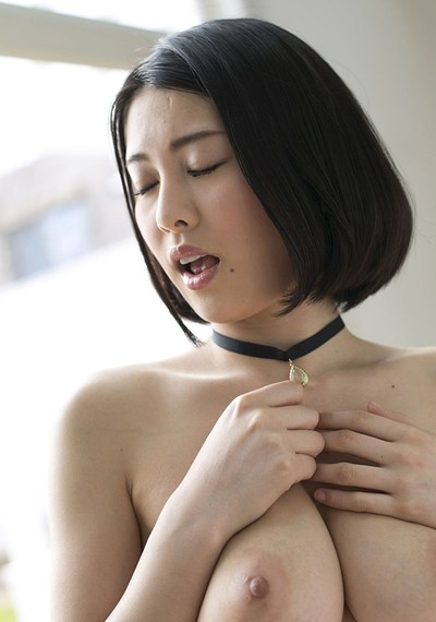 Matsuoka Chi Na in Please Lets Try from All Gravure