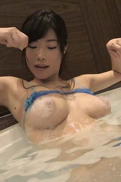 Adorable and playful Babe Asuka Oda shows of her stunning body great ass and nice pussy