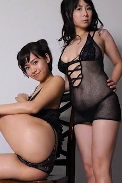 Romantic and effortlessly beautiful Allgravure Model Miyu Natsue enchanting
