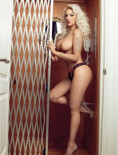 Alexandra Harra in Playboy Romania from Playboy