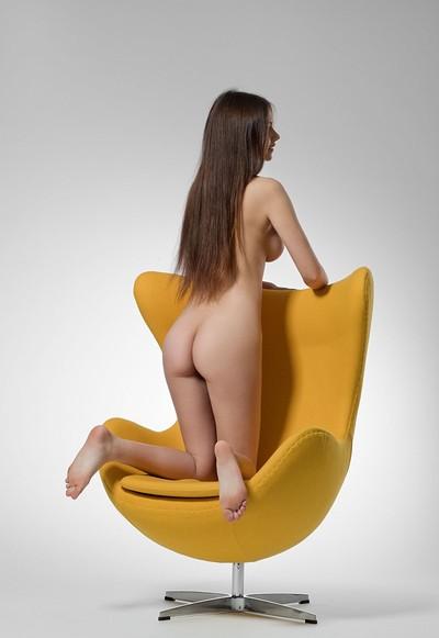 Alisa I in Yellow from Femjoy