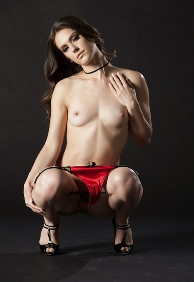Mia Shelby in Nimble Love from Penthouse