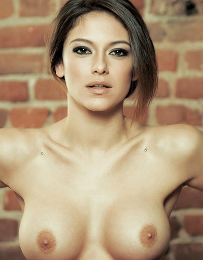 Elena Petkova in Playboy Bulgaria from Playboy