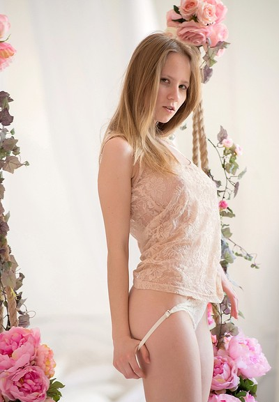 Addie in Rose from MPL Studios