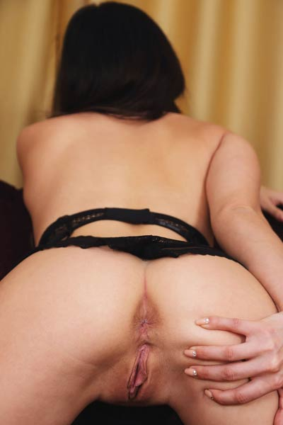 Very attractive young girl feels lonely so she decides to give her some nice solo time