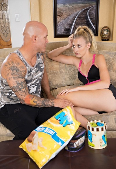 Alexa Grace in Horny Hackers 1 from Penthouse