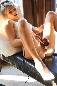 Daring and youthful Girl Athena enchanting in A Bundle Of Energy