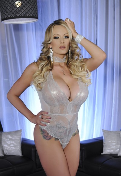 Stormy Daniels in Hidden Tempest from Penthouse