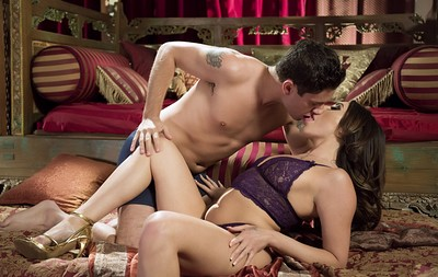 Christiana Cinn in The Art of Seduction 1 from Penthouse