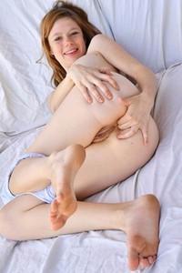 Gorgeous charmer Gwen dazzles us with her sexy body in Her Bikini Body