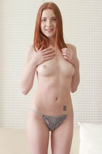 Graceful charmer Redly shows off her stunning body great ass and nice pussy in Slim Beauty
