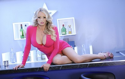 Stormy Daniels in Charismatic Cocktails from Penthouse