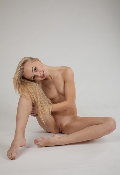 Estel K in Here I Am from Femjoy