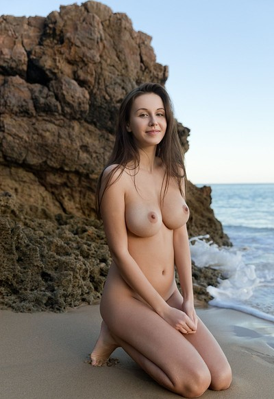 Alisa I in Stranded from Femjoy