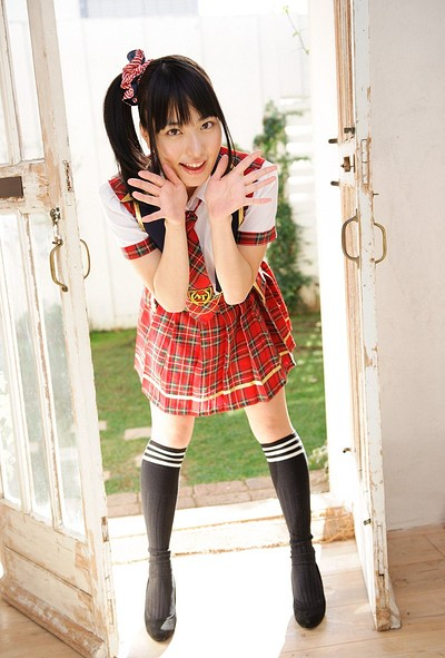 Kana Yume in On Display from All Gravure