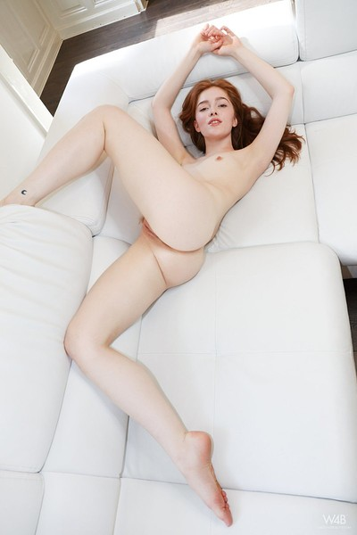 Jia Lissa in Fun On The Couch from Watch 4 Beauty