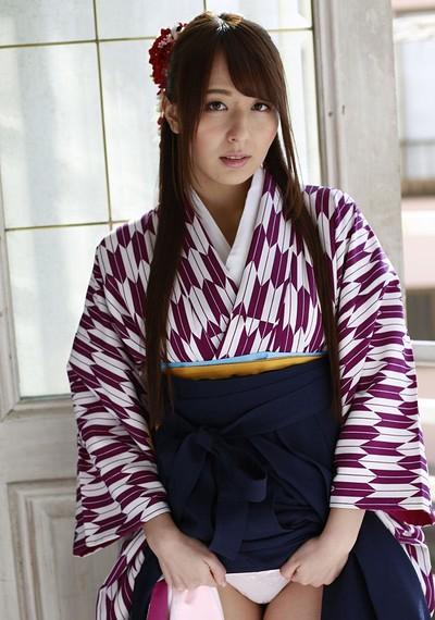 Jessica Kizaki in Coming To See Daddy from All Gravure