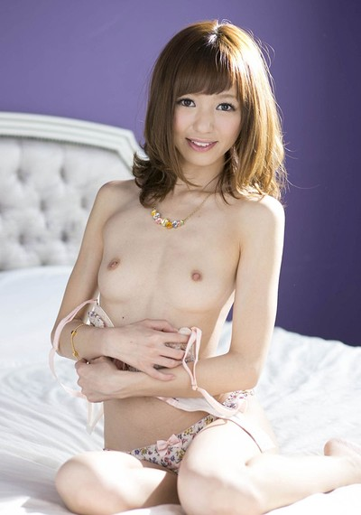 Koji Aisano in Morning After from All Gravure