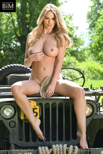 Rhian Sugden in Jeepers from Body In Mind