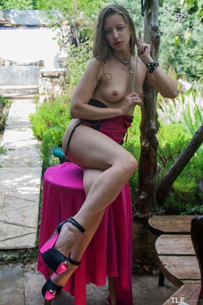 Mika A in In The Pink Redeux from The Life Erotic