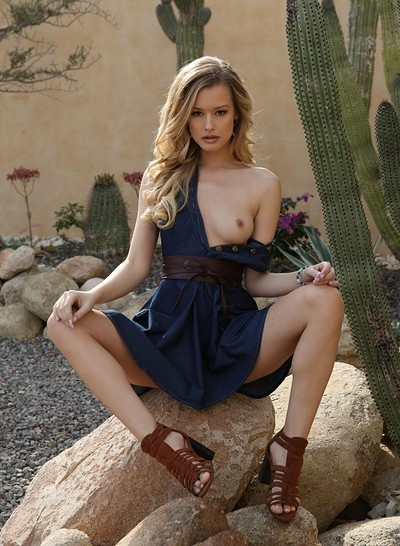 Olivia Preston in Absolute Appeal from Playboy