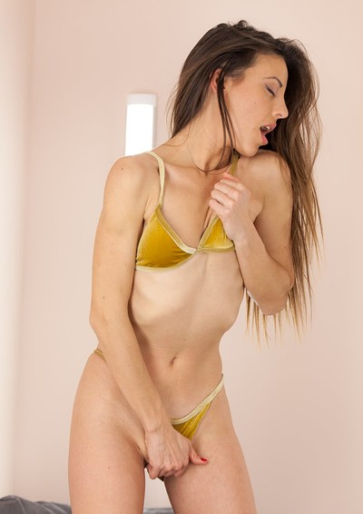 Lorena G in Bikini Collection 2 from Fitting Room