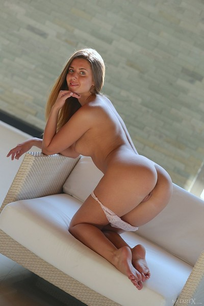 Sybil A in Soft And Pink from Metart X