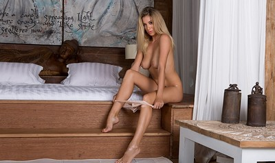 Bexie Williams in Dream Come True from Playboy