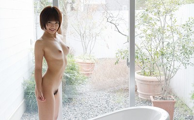 Mana Sakura in Our Secret Place from All Gravure