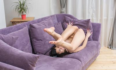 Milana in Shy Girl from Showy Beauty