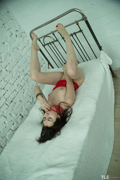 Angela H in Solitude from The Life Erotic