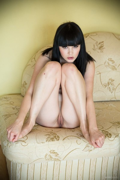 Malena in Couch Heaven from Erotic Beauty