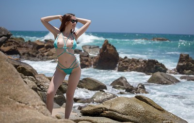 Emily Bloom in Beachin from The Emily Bloom