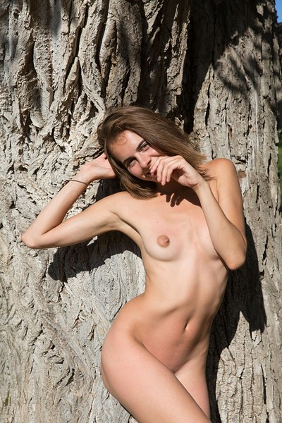 Gracie in Wild and Rough from Metart X