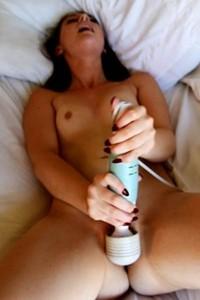 Smoking nubile model Danni Rivers enchanting in Teen Dream