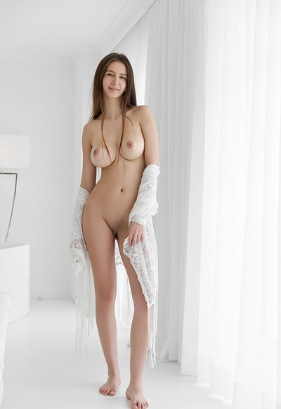 Alisa I in Rendez-Vous Amoureux from Femjoy