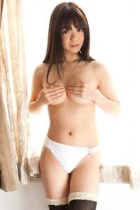 Adventurous and daring allgravure girl Rua Aikawa sensually poses in Nice To Meet You 2